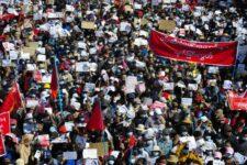 США готують додаткові заходи проти М'янми через вбивство протестувальників
