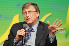 Білл Гейтс пояснив у Clubhouse, чи варто купувати біткоїни