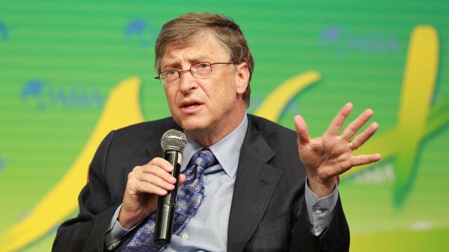 Билл Гейтс объяснил в Clubhouse, стоит ли покупать биткоины