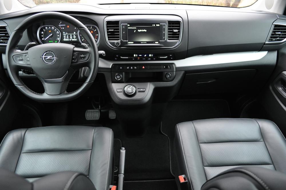 Тест-драйв Opel Zafira Life: зовсім інша Zafira