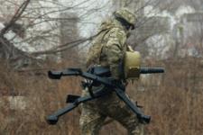 На Донбассе погиб украинский военный в результате обстрела боевиков