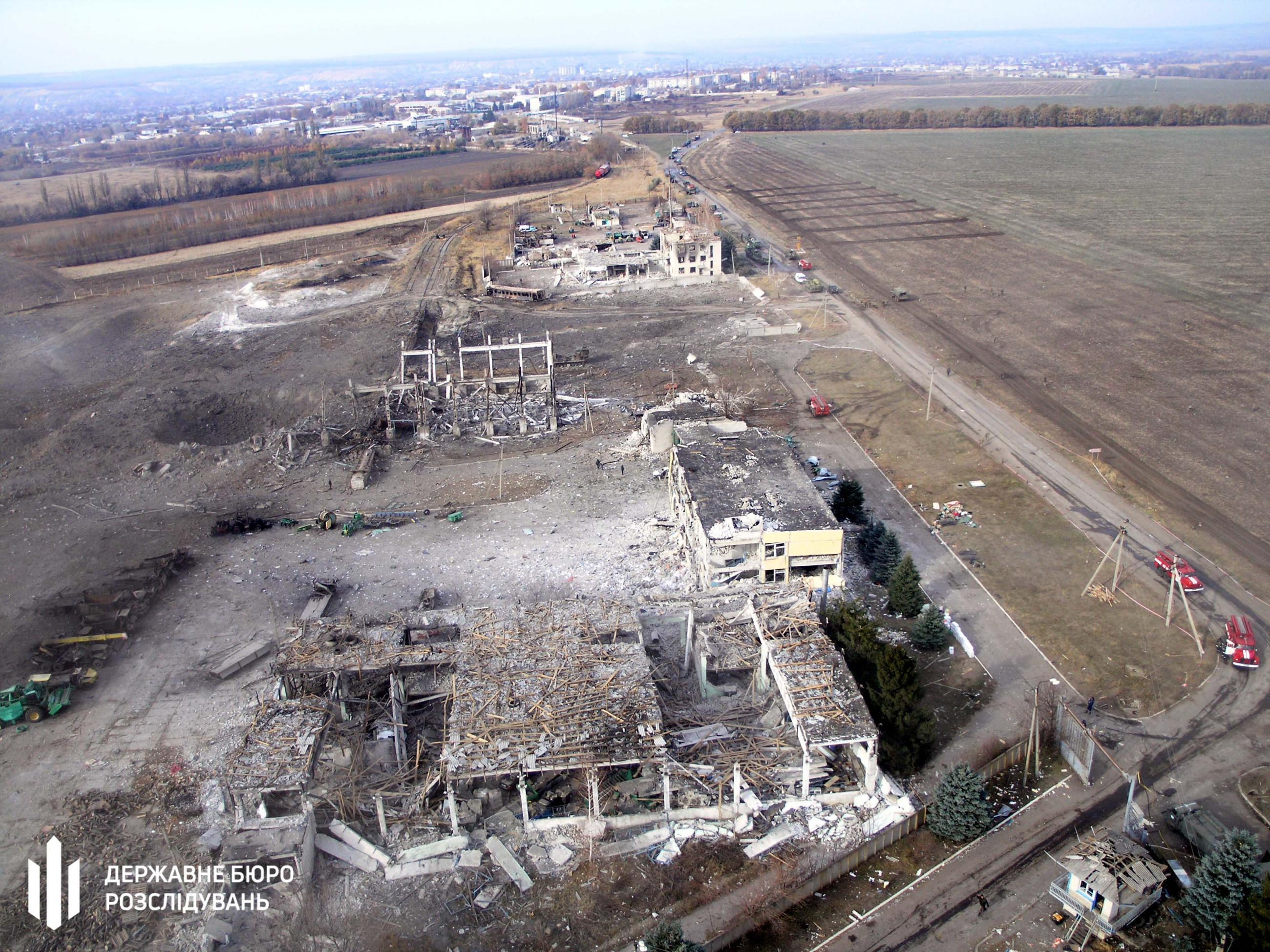Вибухи на військових складах у Сватовому: через шість років оголошено перші підозри