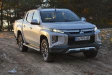 Тест-драйв Mitsubishi L200: проверка украинской зимой
