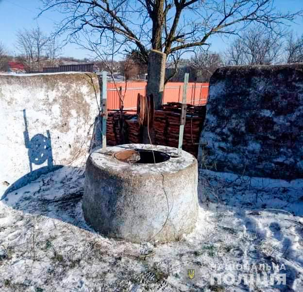 На Миколаївщині з колодязя дістали чоловіка