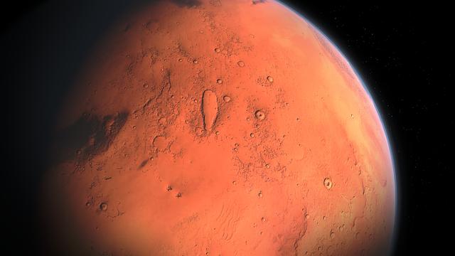 На 360 градусов: NASA опубликовало первое панорамное фото с Марса