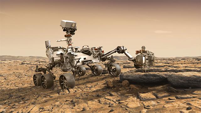 NASA доставит на Марс аппарат для производства кислорода из атмосферы