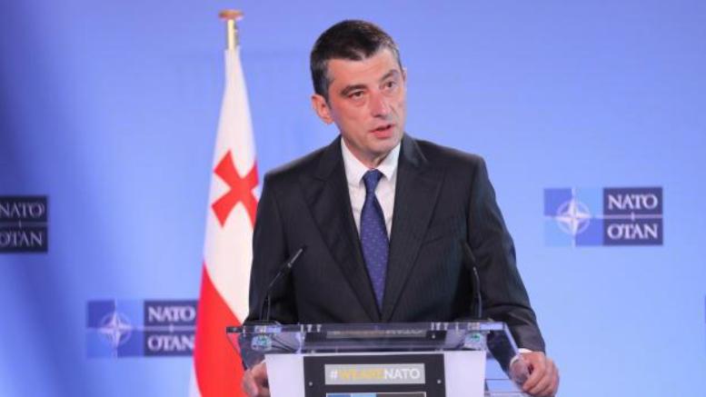 Прем'єр Грузії йде у відставку