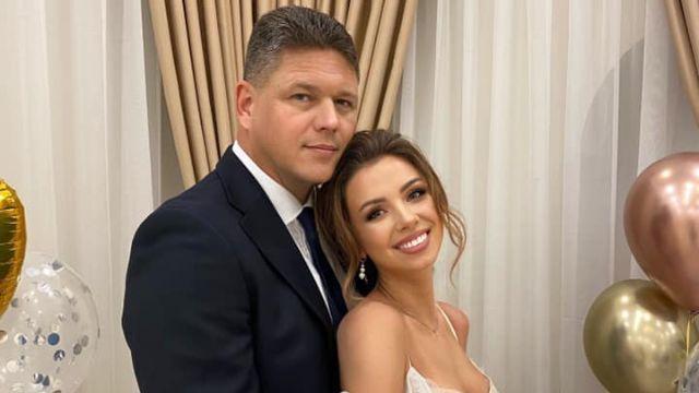 Голова ДМС Соколюк та Анастасія Зінченко одружилися