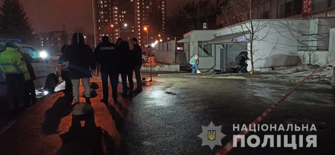 Стрілянина у Харкові: копи затримали зловмисника