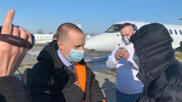 Детективи НАБУ затримали в Борисполі екс-заступника голови правління ПриватБанку