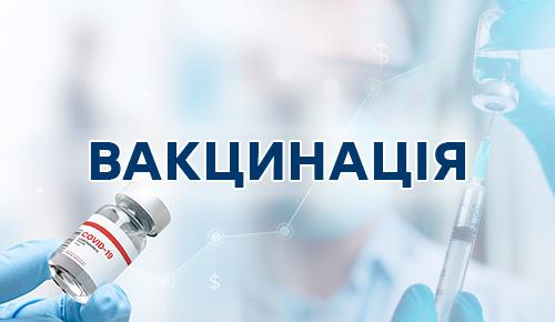 Вакцинація від коронавірусу в Україні