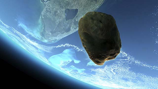 Размером со стадион: 22 февраля мимо Земли пролетит астероид