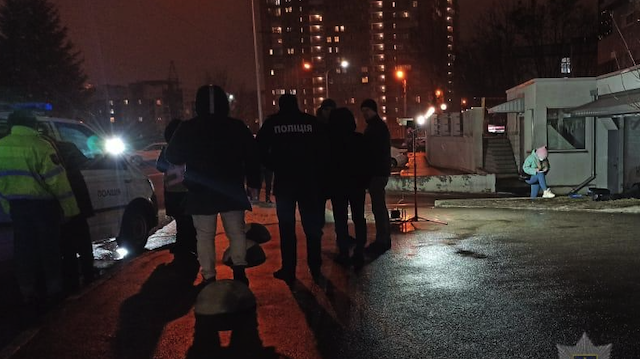 Стрілянина біля супермаркету у Харкові: копи затримали зловмисника
