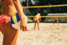 Німецькі волейболістки обурені забороною бікіні на турнірі