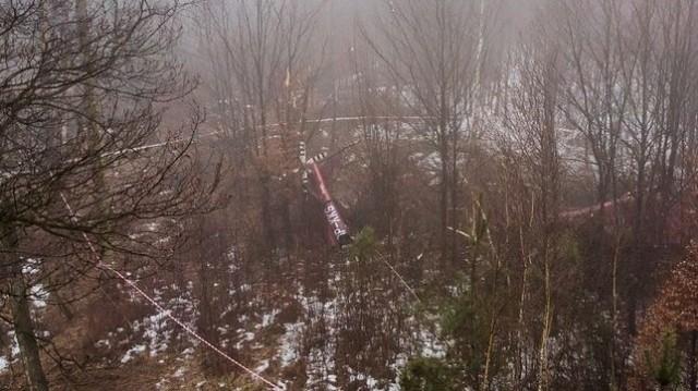 авіакатастрофа в Польщі