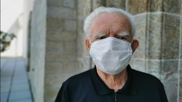 коронавірус, маска