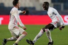 Реал мінімально переміг Аталанту в першому матчі 1/8 фіналу Ліги чемпіонів