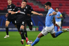 Манчестер Сіті обіграв Боруссію М у 1/8 фіналу Ліги чемпіонів