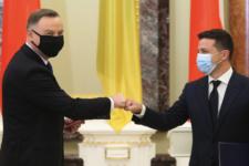 Пастка для Європи: Зеленський і Дуда обговорили протидію Північному потоку-2