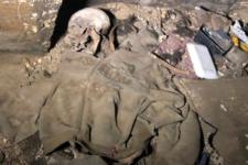 С рюкзаком и фонариком: в одесских катакомбах нашли скелет человека (18+)