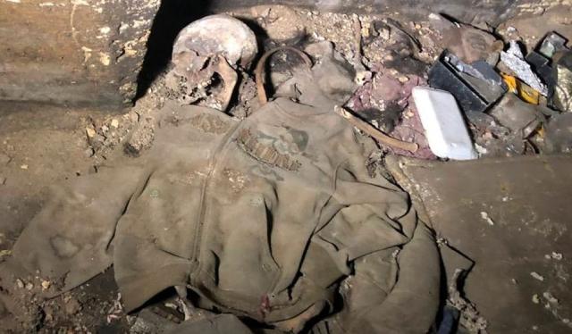 З рюкзаком і ліхтариком: в одеських катакомбах знайшли скелет людини (18+)