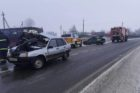 Смертельна ДТП з автобусом на Харківщині: людей вирізали з авто