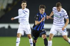 Динамо вирвало перемогу у Брюгге і зіграє в 1/8 фіналу Ліги Європи