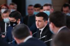 Зеленский создает Конгресс местных и региональных властей