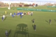 У Туреччині матч українського ФК Верес закінчився масовою бійкою