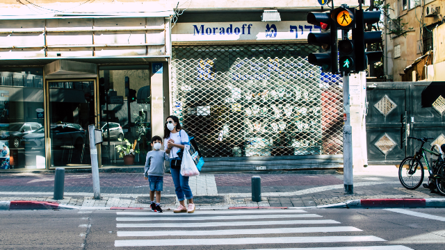 коронавірус, карантин, Ізраїль