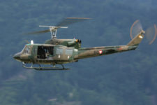 В Україні збиратимуть військові американські гелікоптери Bell UH-1 Iroquois