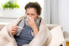 Майже 13 тис. хворих за тиждень: у Києві зросла кількість хворих на грип та ГРВІ