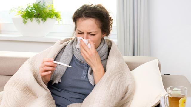 грип грві