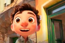 Монстри вміють дружити: трейлер мультфільму Лука від Pixar