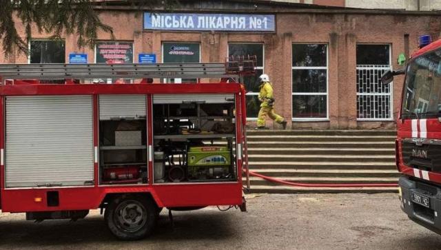 Пожежа у лікарні Чернівців: від опіків тіла помер другий потерпілий