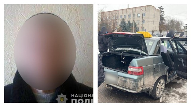на Чернігівщині таксист вбив пасажира