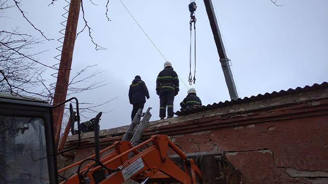 На Миколаївщині вибухнув котел на території школи – ФОТО