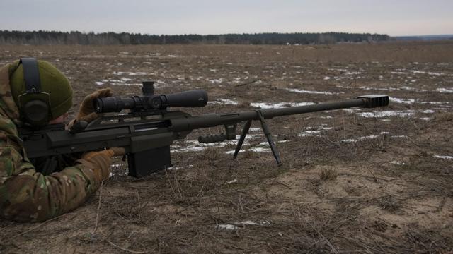 гвинтівка Alligator