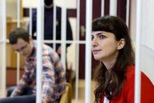 Спростувала слова Лукашенка: у Білорусі журналістці дали шість місяців за ґратами