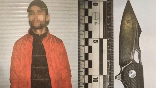 Розрізав шию: на Львівщині 26-річний хлопець на очах дівчини вбив її залицяльника
