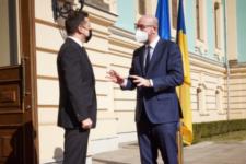 Зеленський запропонував ЄС запровадити санкції за свавілля в Криму
