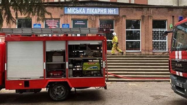 Пожежа у лікарні Чернівців: названо причини загибелі двох пацієнтів