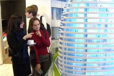 В Intergal City обговорили концепції дизайну інтер'єрних рішень для БФК преміум-класу