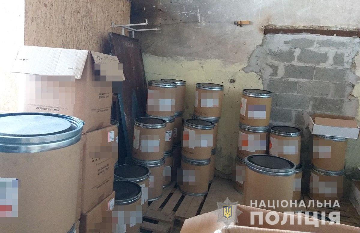 Продали 4 тонни вибухівки онлайн: викрито п'ятеро зловмисників