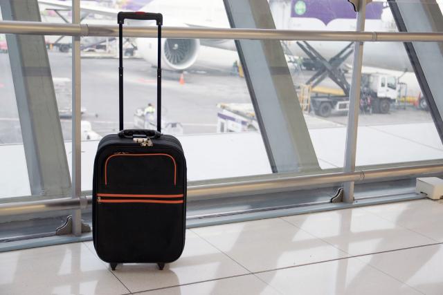 Багаж в аеропорту