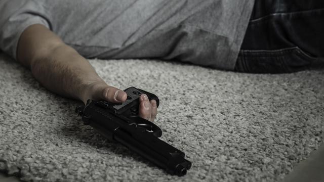 Після шикування: у Львові застрелився патрульний поліцейський