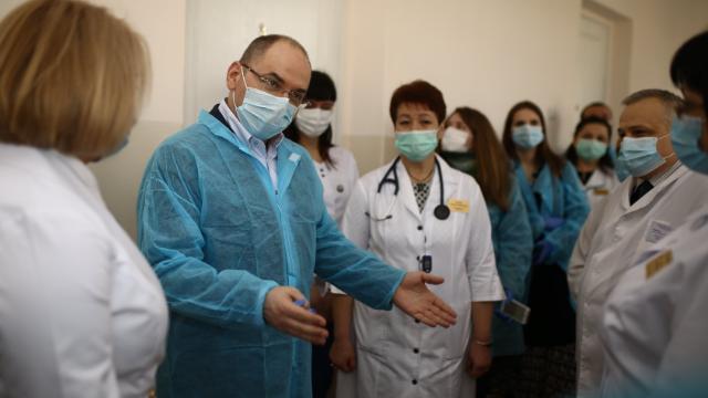 Максим Степанов, медики
