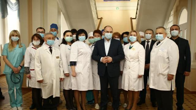 медики, лікарі, Степанов