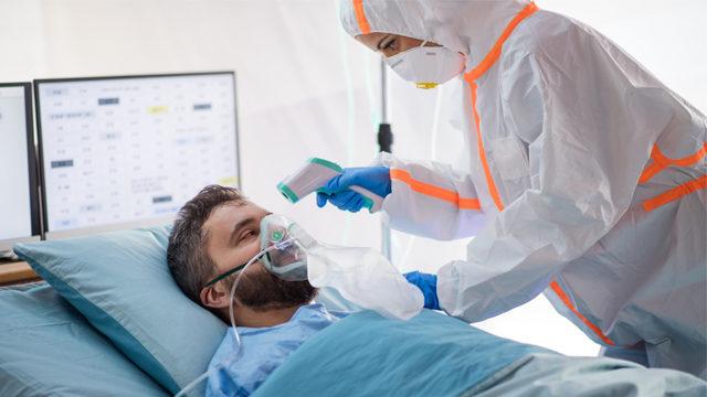 У Закарпатській області через Covid-19 прогнозують колапс медичної системи
