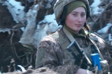 Жінки на передовій: як святкували 8 березня на Донбасі